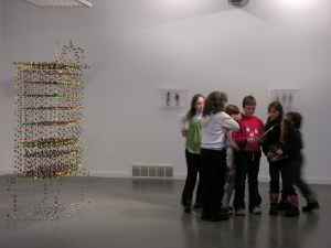 "<span class=""artworktitle"">Passing Through</span><span class=""artworkcaption"">, Art Gallery of Durham Ontario, 2007</span>"